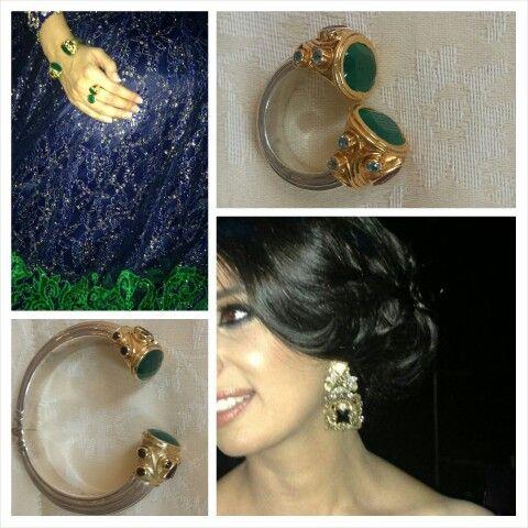My stunning Amrapali jewellery