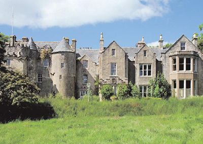 Scottish Castles For Sale | Romantic Scottish castle in need of renovation for sale | Houses ...