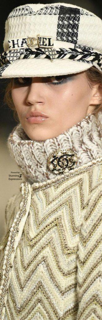 Chanel – Femme Printemps-été 2018