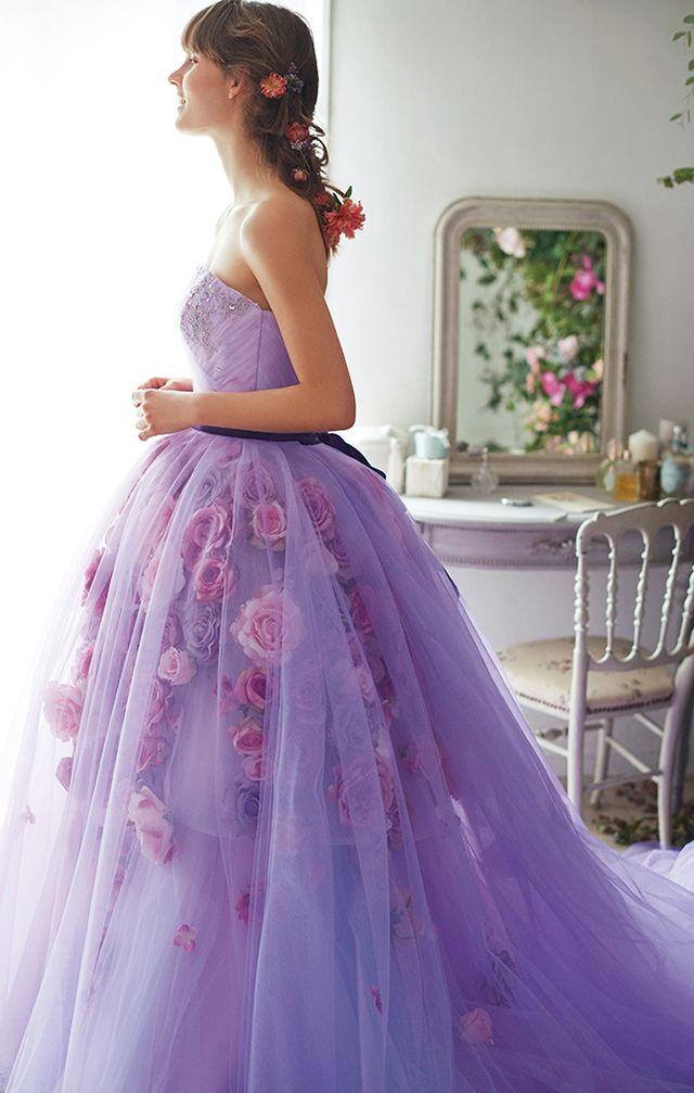 9284102ace4de 雪ドレスも着れる♡人気ショップ『JOYFUL ELI』でレンタルできる話題のドレスまとめ*にて紹介している画像