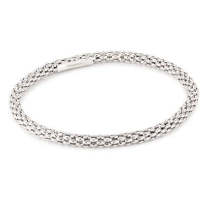 """Nomination Sterling Silver Bracelet - 7"""" available at The Gift Box!"""