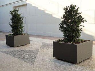 M s de 25 ideas incre bles sobre jardineras grandes en - Jardineras prefabricadas ...