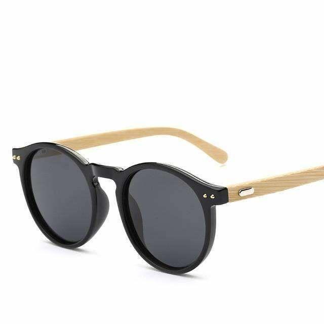 Die Neuen Bambus Farbe Zeichnung Sonnenbrillen Angeln Gläser,A3