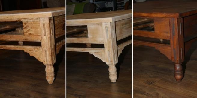 Używany mebel drewniany, nawet liczący sobie wiele lat i uszkodzony może cieszyć oczy jak nowy, gdy umiejętnie go odnowimy