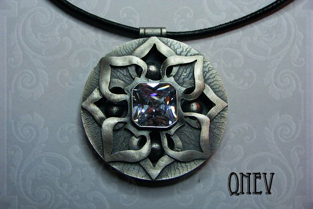 Pendant. QneV 10 by QneV-jewelry on DeviantArt