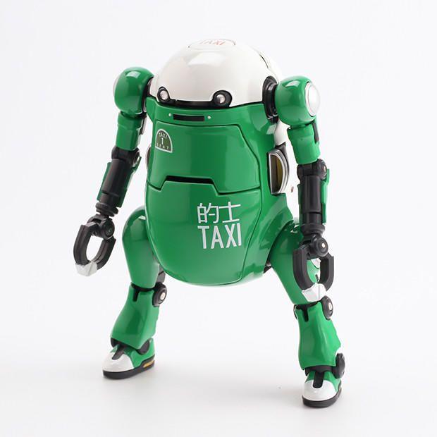 #transformer WF 2017 summer limited 35 mobile robot WeGo taxi evaluation
