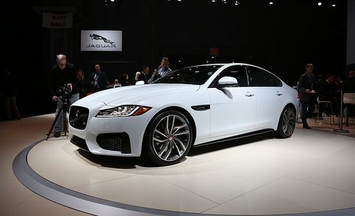 3. Jaguar XF S TheTopTier's Top 5 Luxury Car Debuts at The New York Auto Show