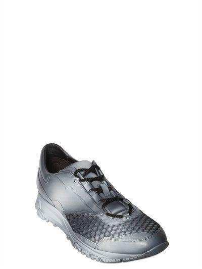 스니커즈 - LANVIN - LUISAVIAROMA.COM - 남성 신발 - FALL WINTER 2016 - LUISAVIAROMA.COM