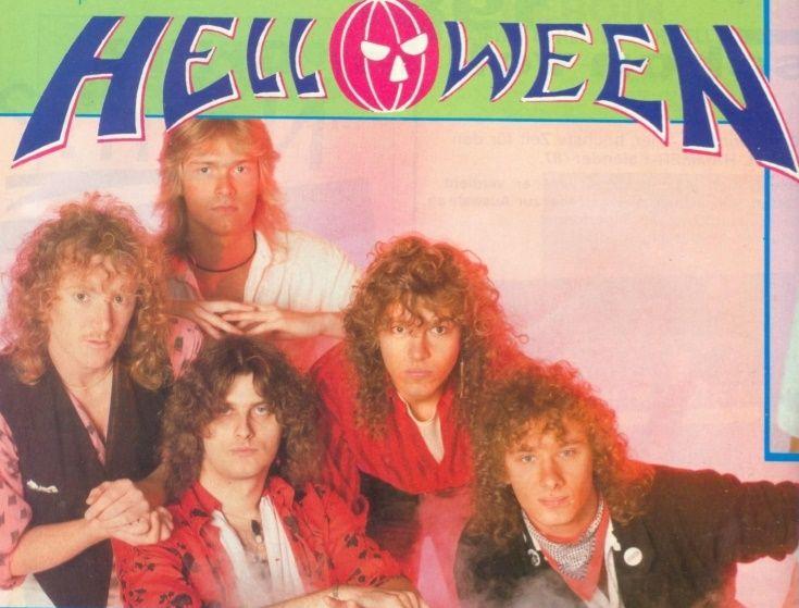 """metalkilltheking: """"Helloween """""""