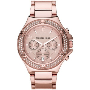 My rose gold watch... Favorite accessory!