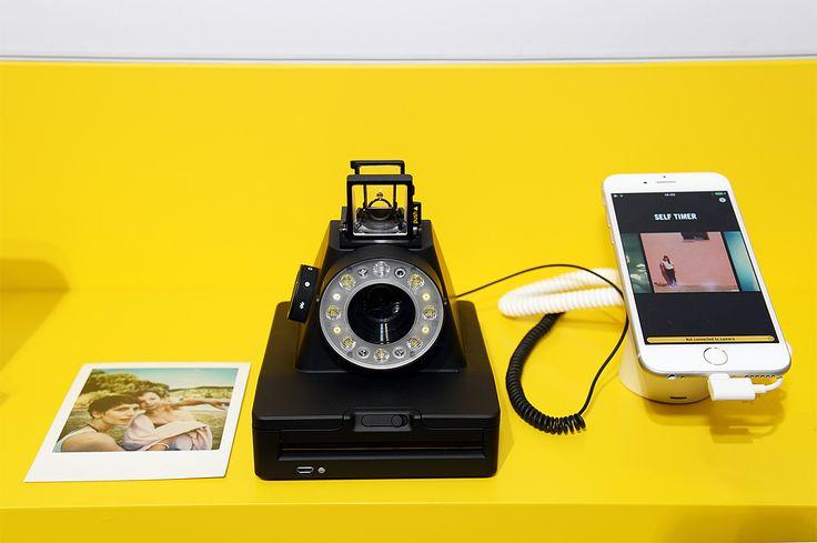 新世代のインスタントカメラ、IMPOSSIBLE「I-1」がついに出荷 - Engadget Japanese