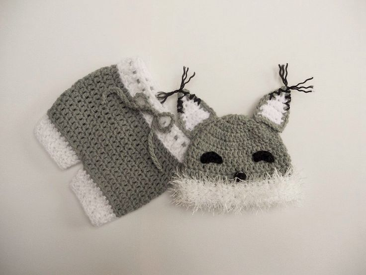Baby fox hat and diaper cover, Crochet fox hat, newborn photo prop, fox beanie, newborn fox hat, coming home outfit, baby clothes, UK Seller by AdrisLittleCuties on Etsy https://www.etsy.com/listing/200345759/baby-fox-hat-and-diaper-cover-crochet