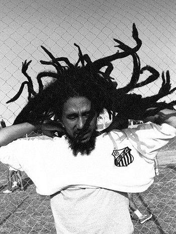 Bob Marley, Santos Futebol Clube, Brazil 1980