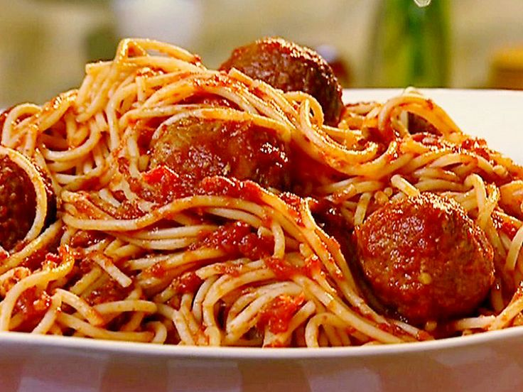 More Spaghetti Seasoning penetrates and Tasty, dishes from Italy is indeed delicious. But if you make yourself less spaghetti seasoning can seep into the pasta despite stir.