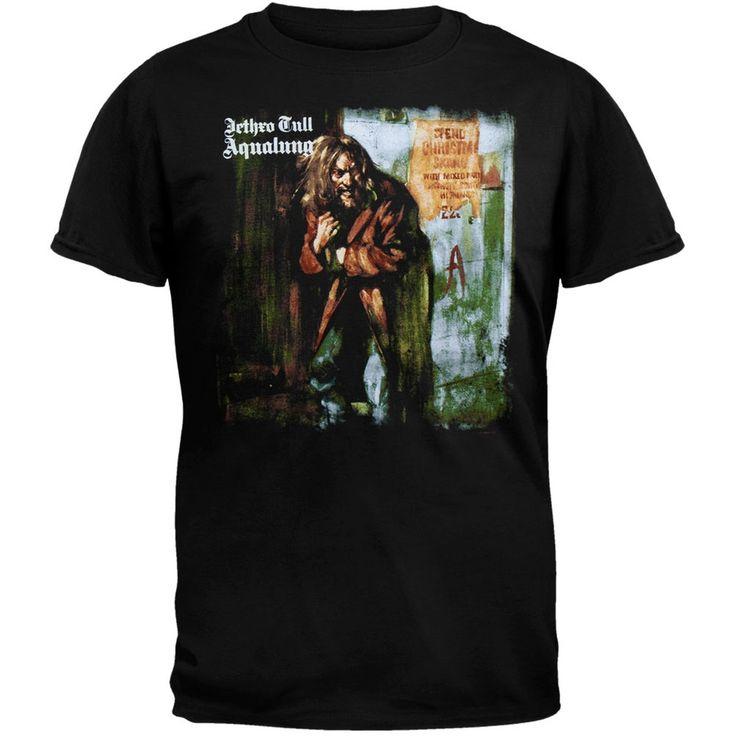 Jethro Tull - Aqualung T-Shirt