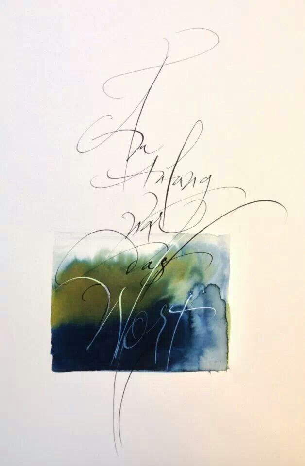 Gabriela Carbgnani, Switzerland vlek met ecoline of inkt + tekst