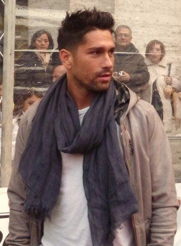 Nice haircut -Marco Borriello
