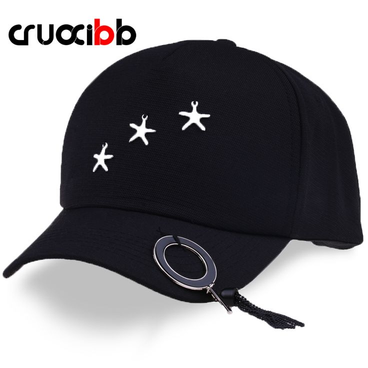 CRUOXIBB 2017 Unisex Baseball Cap High Quality Trinkets Star Solid Women Men Casquette Snapback Cap Fashion Summer Hat Swag Cap
