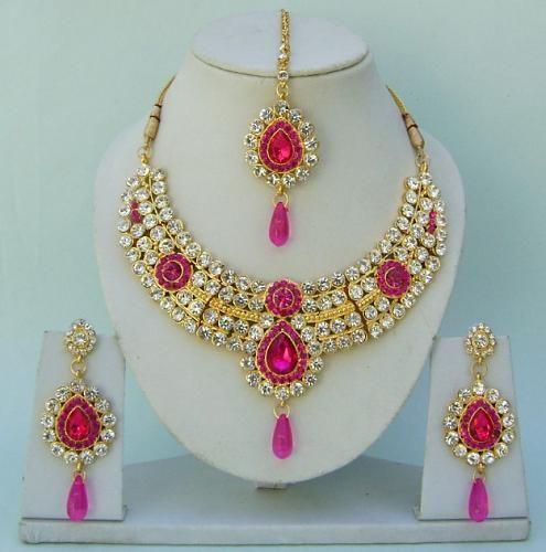 Pakistani Artificial Jewellery Designs For Wedding 2016