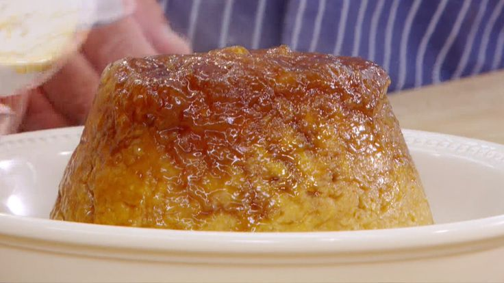 This Sussex Pond Pudding with Apples is Mary's interpretation of the signature challenge in the Pastry episode of Season 2 of The Great British Baking Show.