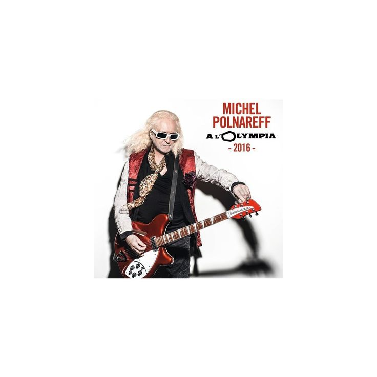 Michel Polnareff - Olympia 2016 (CD)