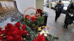 Sebanyak 92 Orang Tewas setelah Pesawat Militer Rusia Jatuh di Laut Hitam