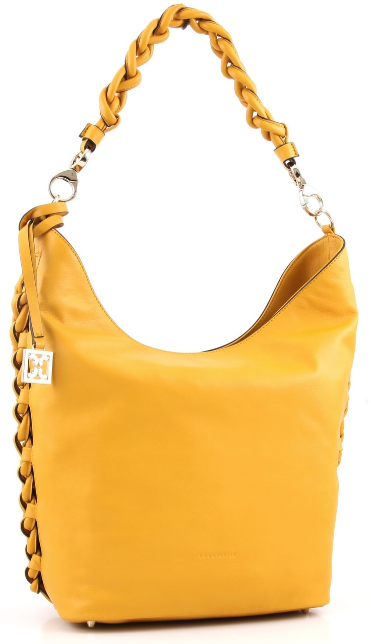 Tasche von coccinelle tracy ocker leather - Wardow handtaschen ...