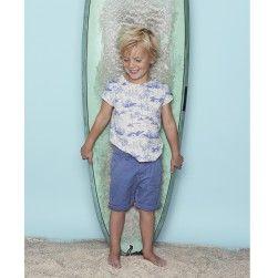 Mini A Ture Lave Tshirt #boys #miniature #tshirt #surf #summer #kinderkleding #jongens #babsilou