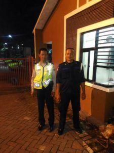 Patroli Perumahan Dipimpin Oleh Padal Polsek Sidoarjo Kota Polres Sidoarjo