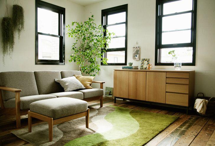 VISKA(ヴィスカ) カバーリングソファ 3シーター | ≪unico≫オンラインショップ:家具/インテリア/ソファ/ラグ等の販売。