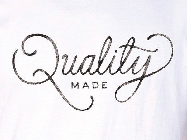 Lettering/Typography / Quality Made by Ramzy Masri