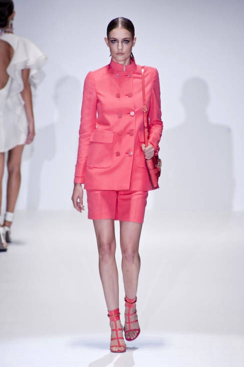 Gucci Spring 2013 Ready-to-Wear Runway - Gucci Ready-to-Wear Collection - ELLE