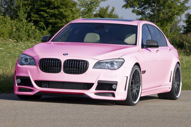 Image detail for -Pink BMW Car Pictures & Images – Super Hot Pink Beamer