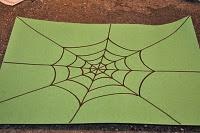 Hur man gör ett spindelnät