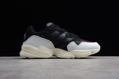 d535cf48ade6 adidas Yung-96 Black White Shoes-1