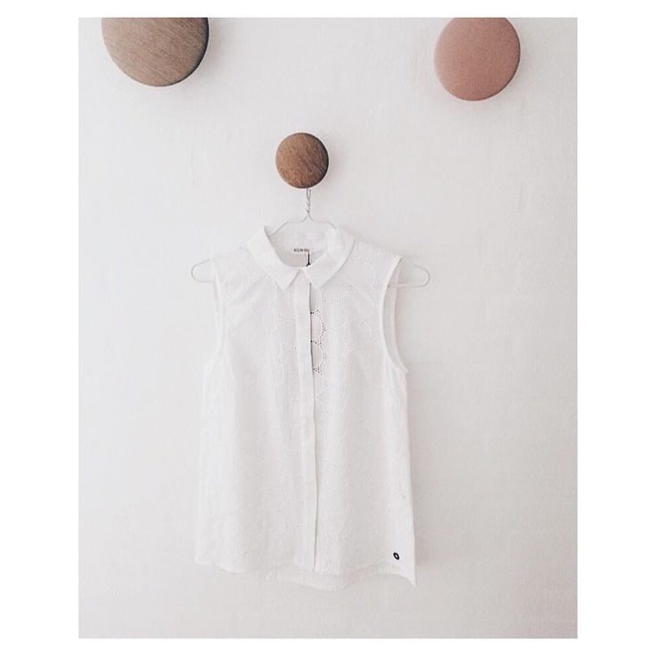 A classic white shirt is a must in the wardrobe