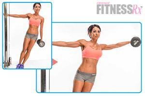Shoulders http://www.fitnessrxwomen.com/training/print-go-workout/sexy-shoulders/