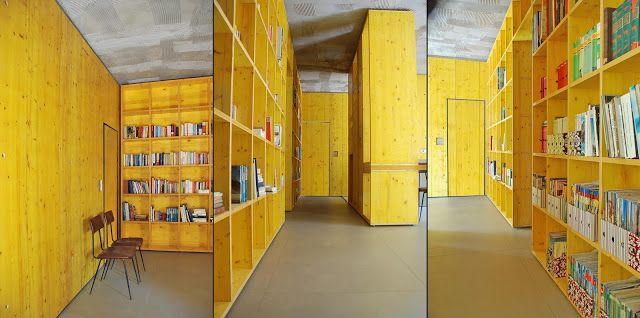 estudoquarto studio di Architettura: yellow submarine
