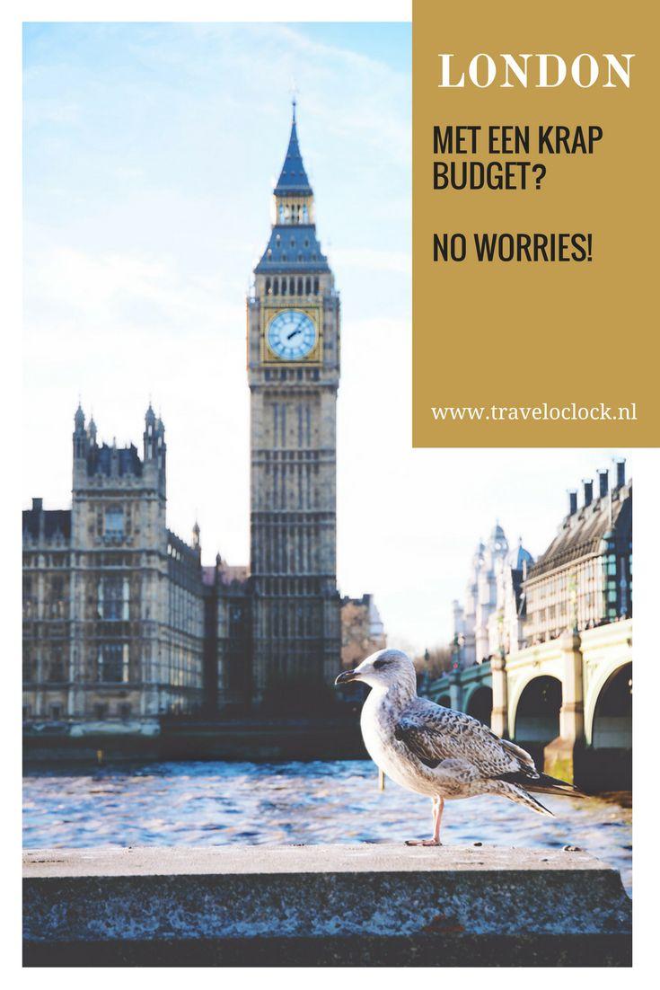 Stedentrip Londen met een klein budget? No worries! | via It's Travel O'Clock