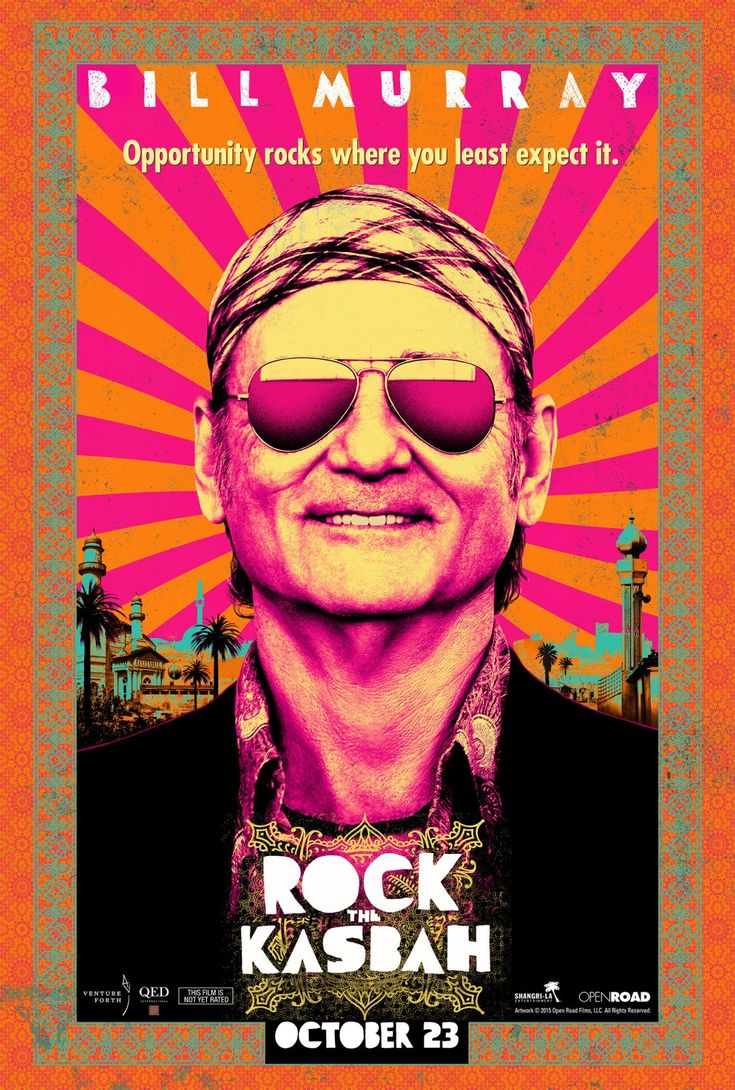 Rock the Kasbah (2015) - Barry Levinson -