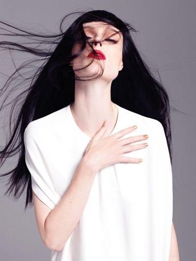 "EDITORIAL: COCO ROCHA | Elle Vietnam's ""Maximal vs. Minimal"" | Wilhelmina News - Blog for Wilhelmina Models @blackswanballet"