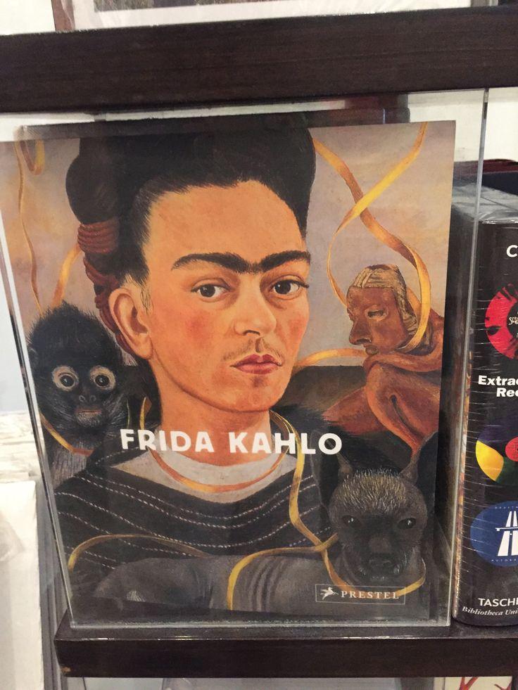 Frida kahlo claudia bauer prestel publishing frida