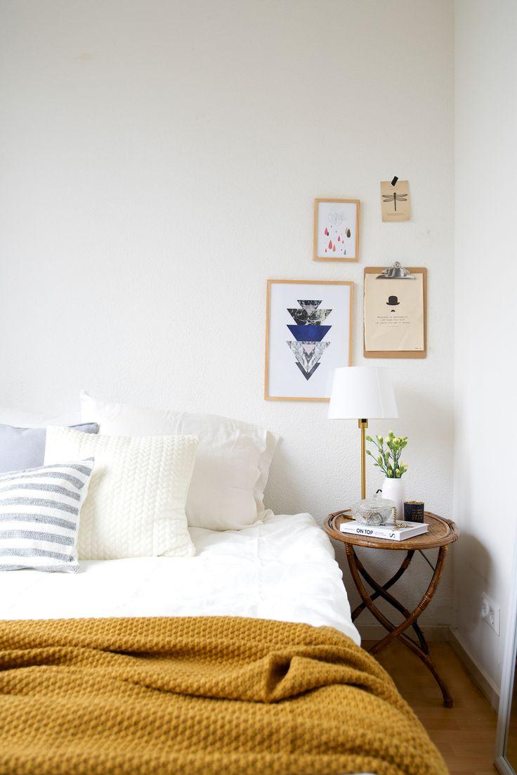 Dat nachtkastje <3  - a cup of life  - slaapkamer makeover (6)
