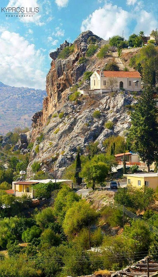 Episkopi village, Paphos, Cyprus