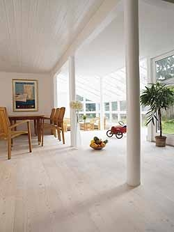 White Lime Oil Wax Is A Popular Scandinavian Floor Treatment A Rustic Look With