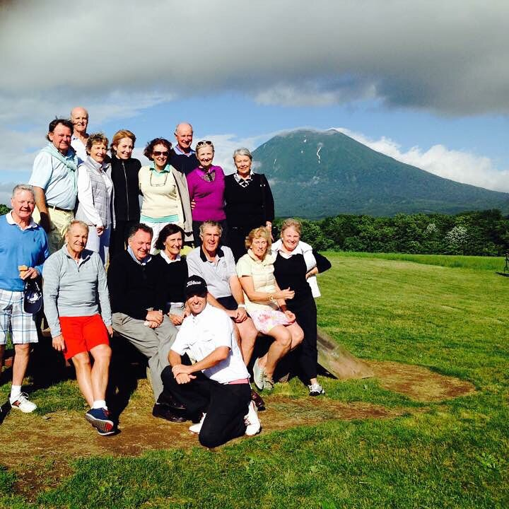 Japan Golf Tour 2015