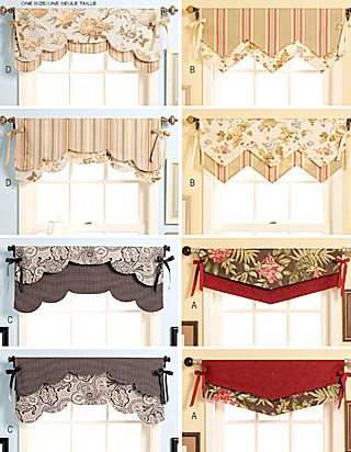 window valances - Google Search
