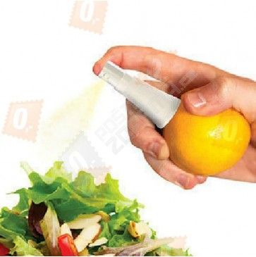 Juice Sprayer - bílo-žlutý