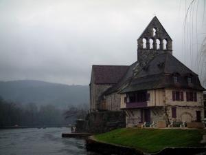 Beaulieu-sur-Dordogne, un charmant village au bord de la Dordogne - Les gorges…
