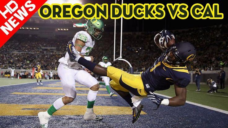 Oregon Ducks football roster 2016 | Oregon Ducks vs Cal | Oregon Ducks f...